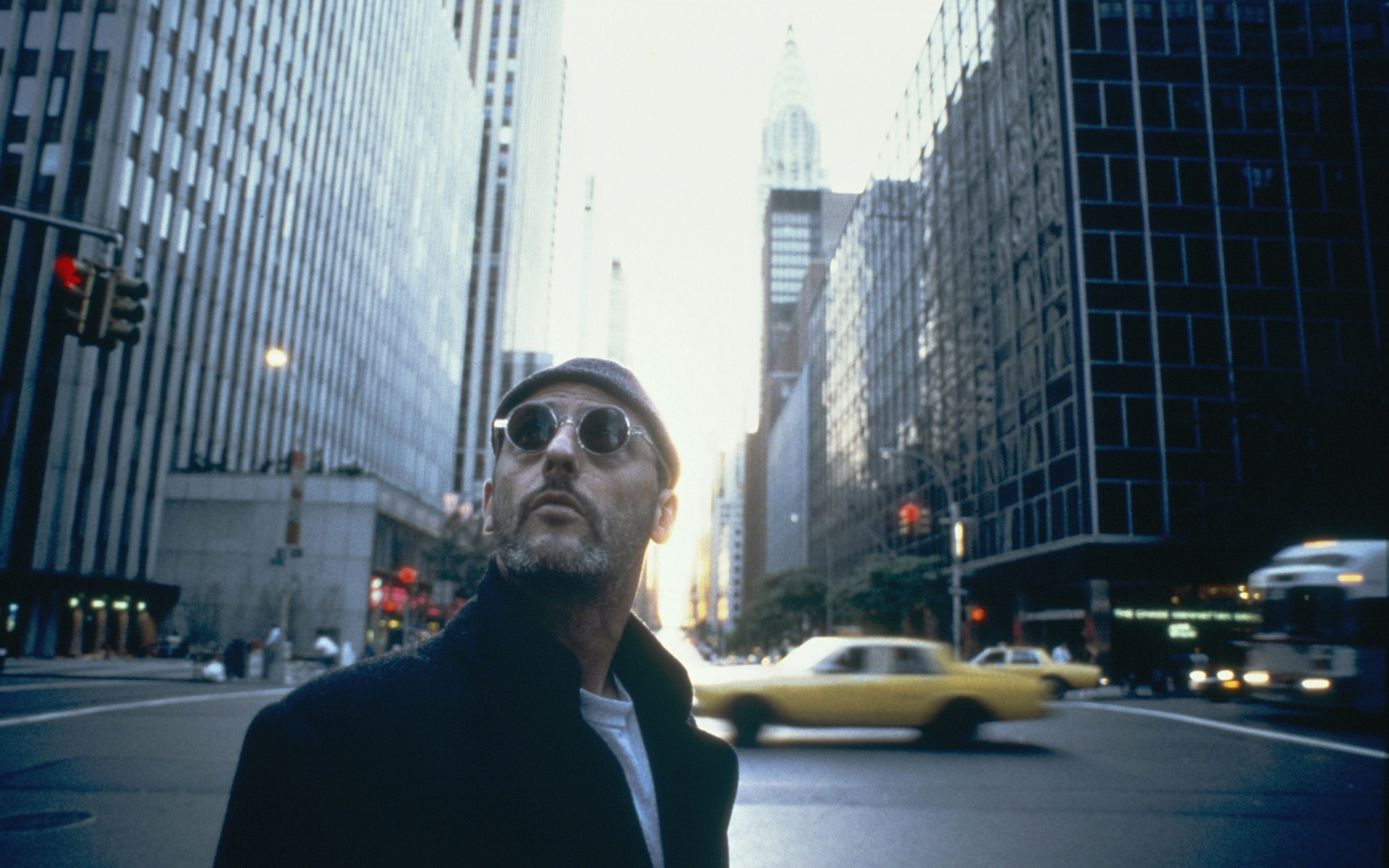movie leon: the professional wallpapers (desktop, phone, tablet