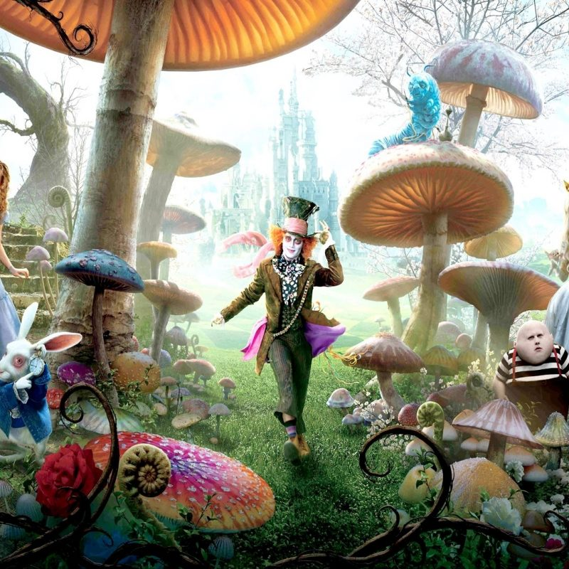 10 Latest Alice In Wonderland Hd Wallpapers FULL HD 1080p For PC Background 2018 free download movies alice in wonderland hd wallpapers desktop phone tablet 800x800