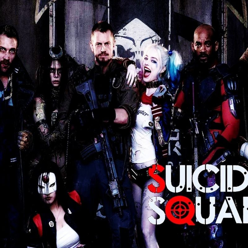 10 Latest Suicide Squad Movie Wallpaper FULL HD 1080p For PC Desktop 2018 free download movies suicide squad 2016 movie wallpapers desktop phone tablet 800x800