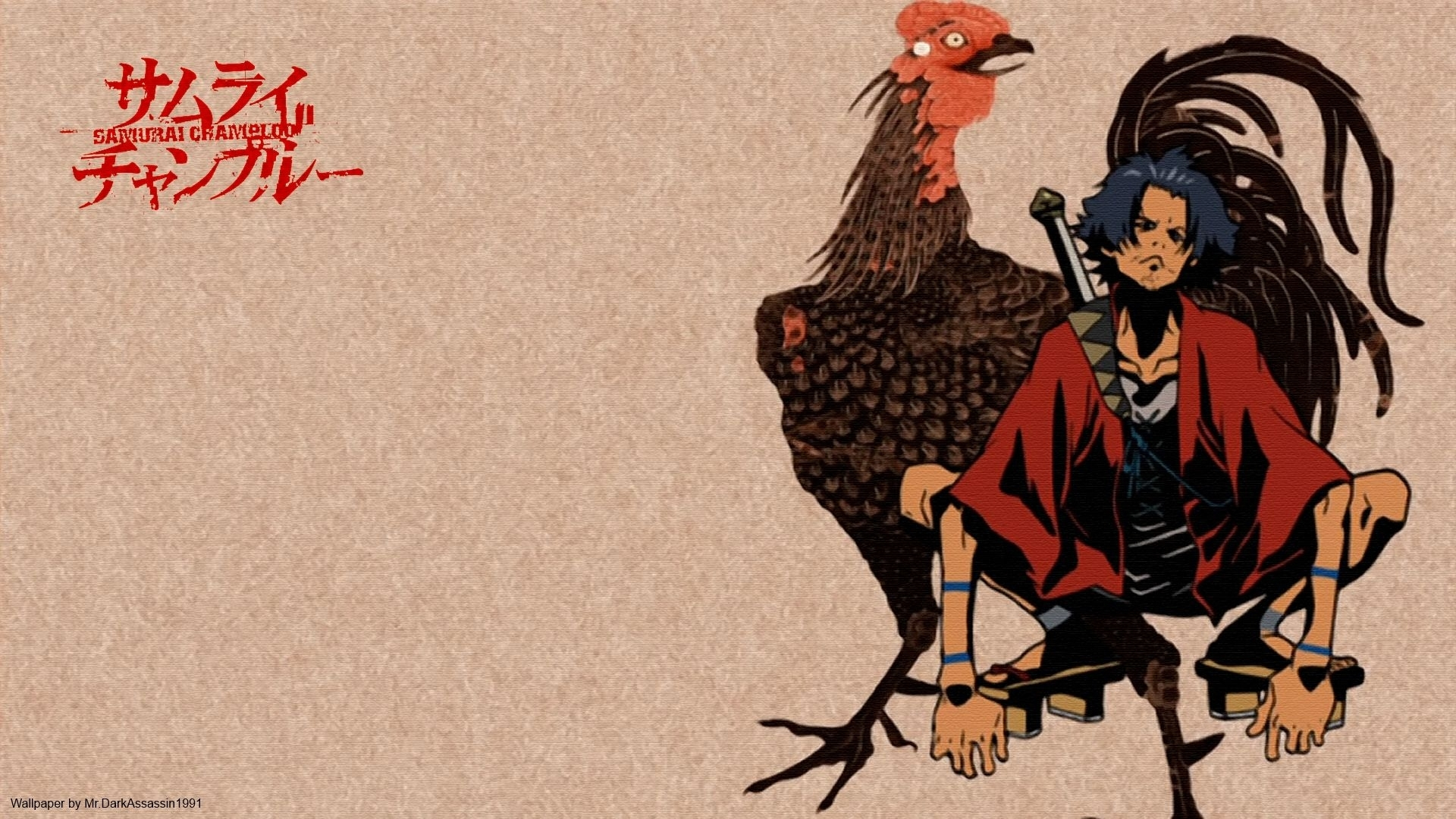 mugen - samurai champloo | anime and manga | pinterest | samourai et