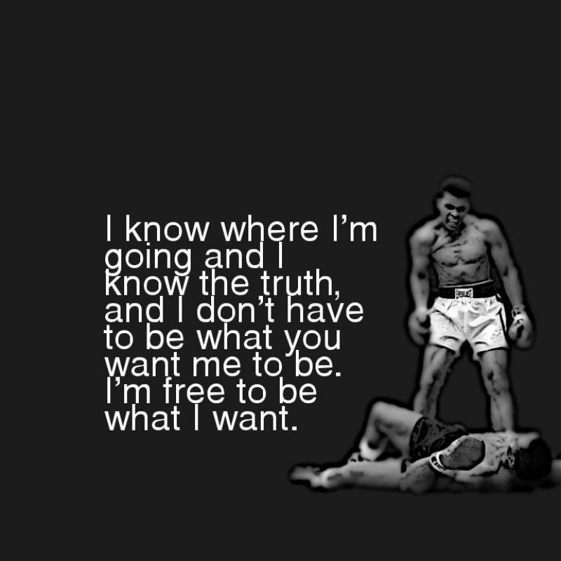 10 Latest Muhammad Ali Quotes Wallpaper FULL HD 1080p For PC Background 2018 free download muhammad ali quote wallpaper desktop wallpaper wallpaperlepi 800x800