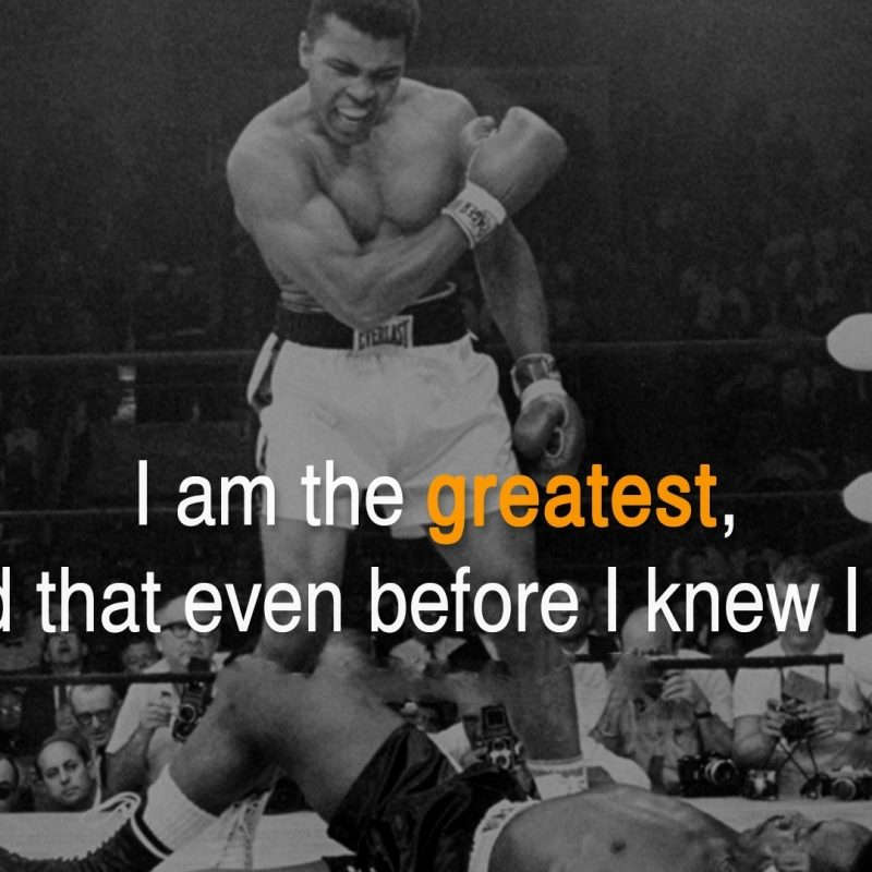 10 Latest Muhammad Ali Quotes Wallpaper FULL HD 1080p For PC Background 2018 free download muhammad ali quotes desktop backgrounds media file pixelstalk 800x800