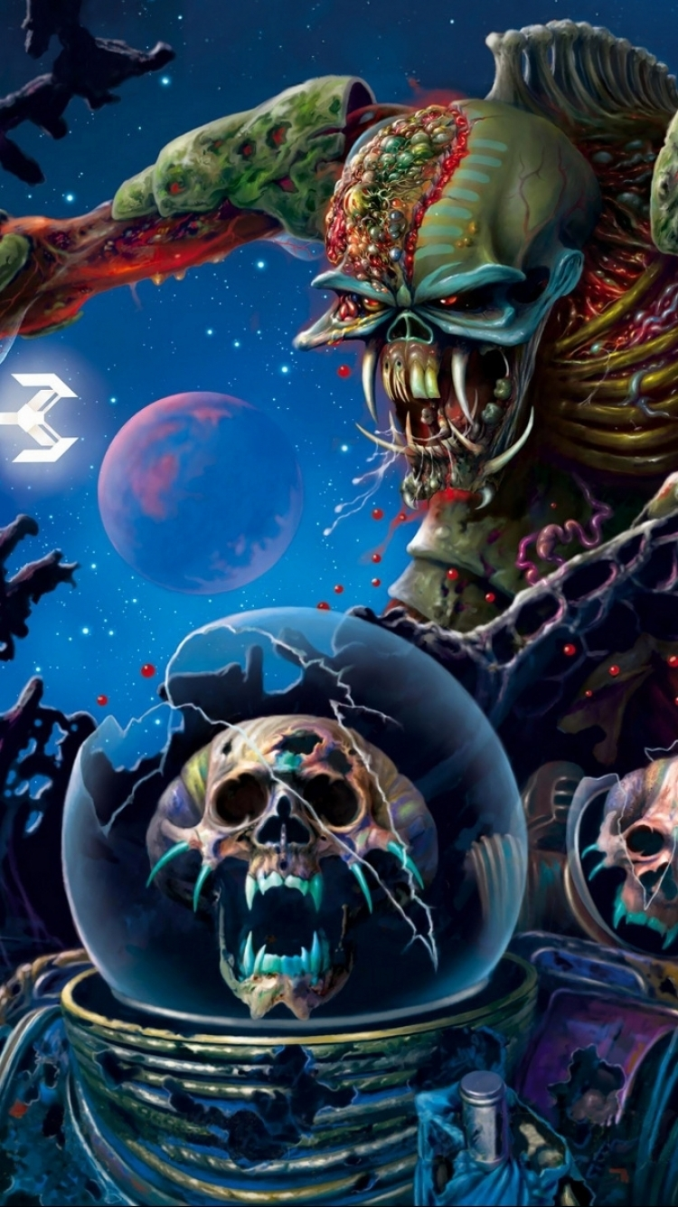 music/iron maiden (750x1334) wallpaper id: 280560 - mobile abyss