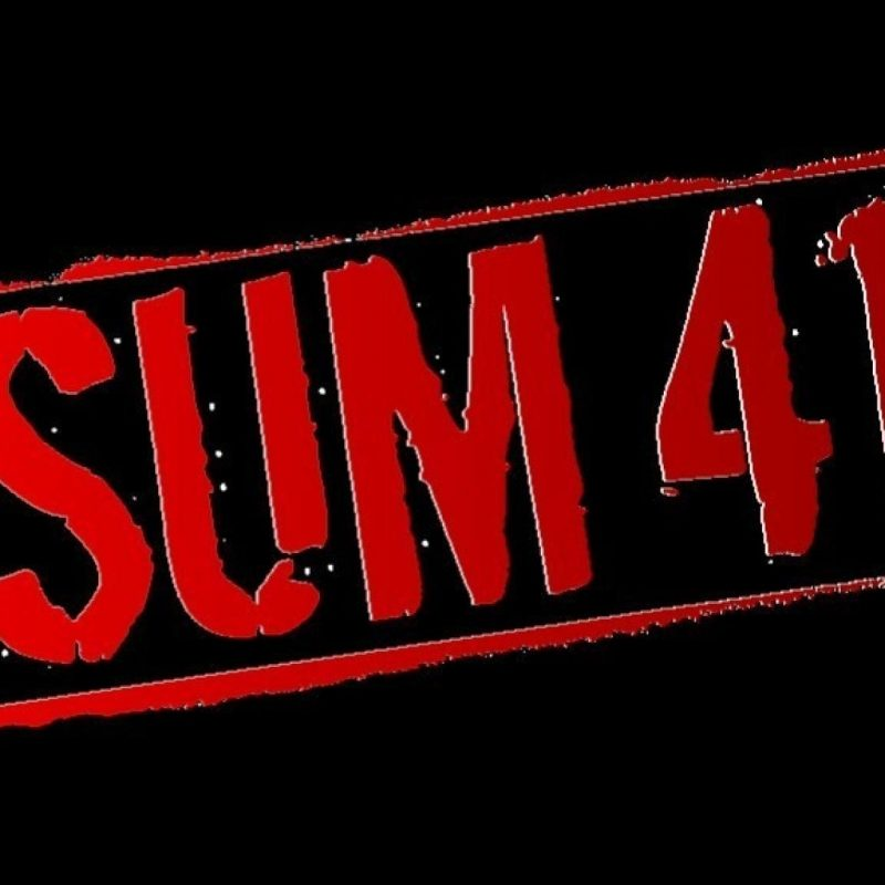 10 Best Sum 41 Wall Paper FULL HD 1920×1080 For PC Background 2020 free download music sum 41 wallpaper 78557 800x800