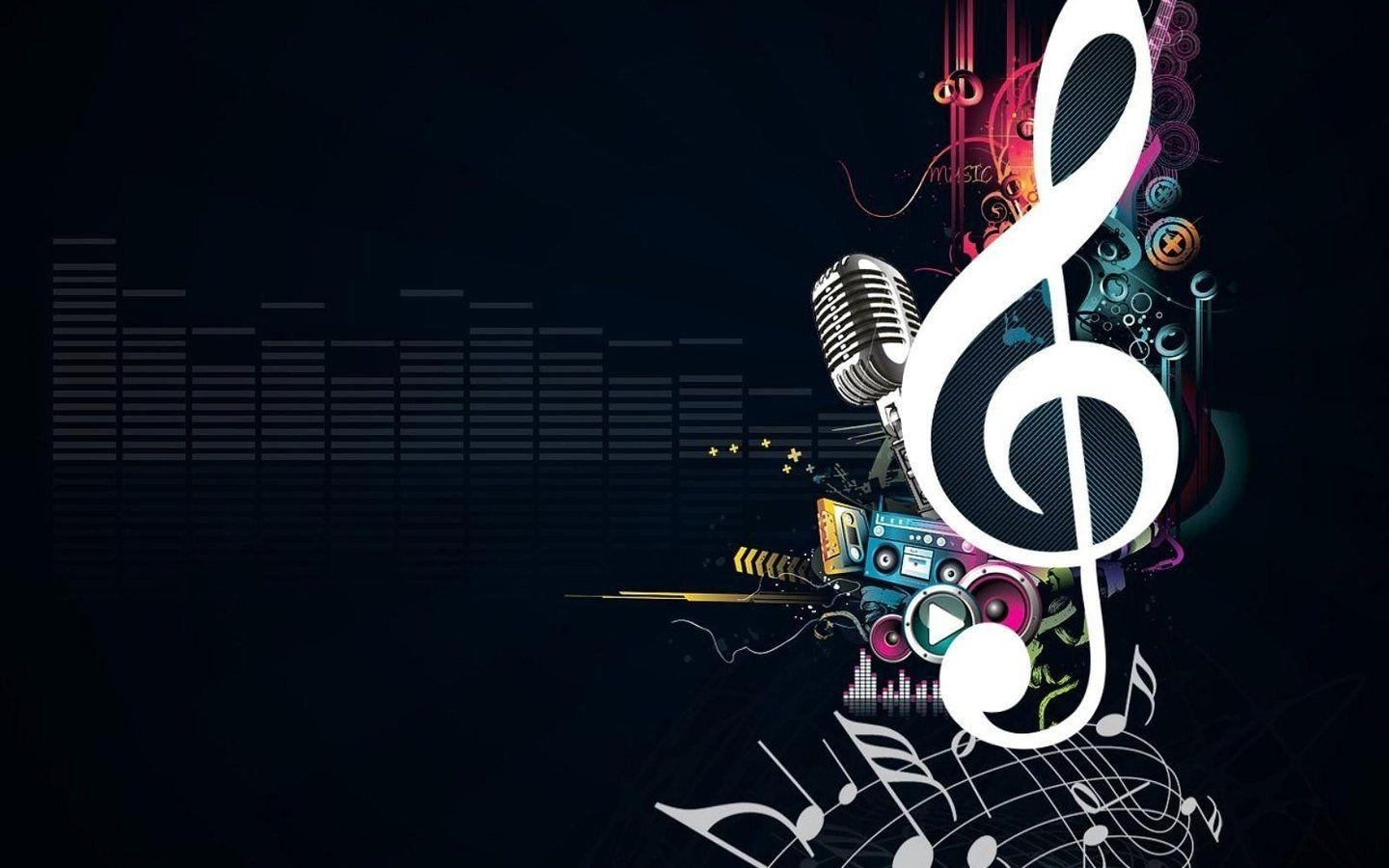 music wallpapers abstract - wallpaper cave