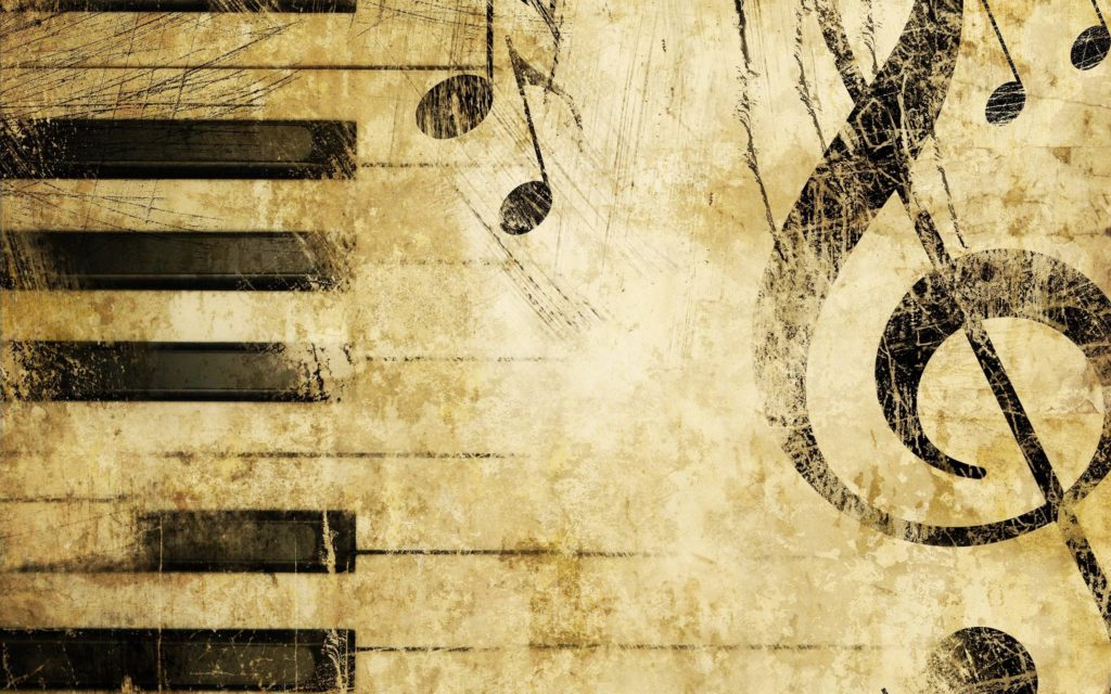 10 New Music Notes Background Wallpaper FULL HD 1080p For PC Background 2020 free download musical note wallpapers group 73 1024x640