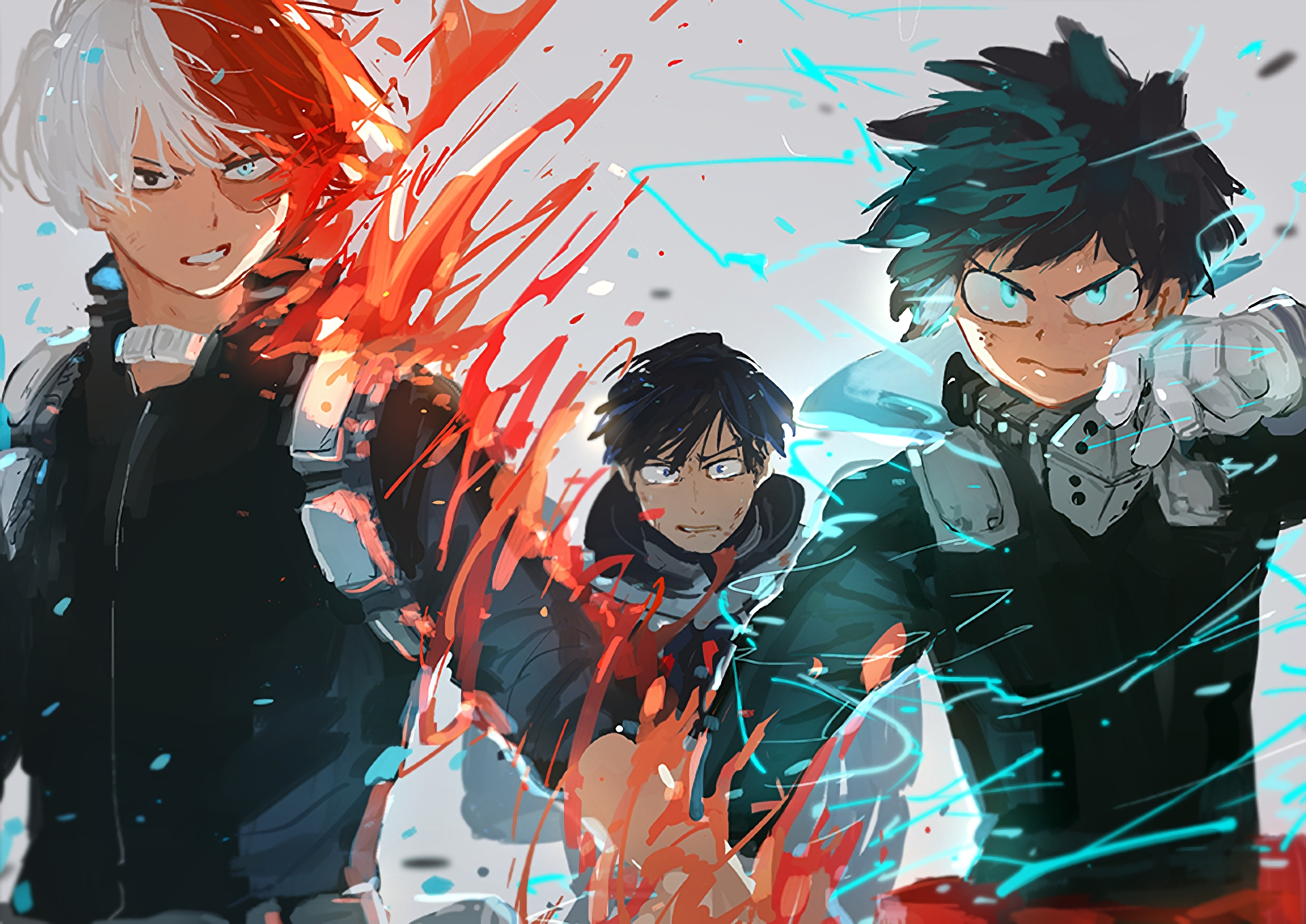 my hero academia full hd wallpaper and background image