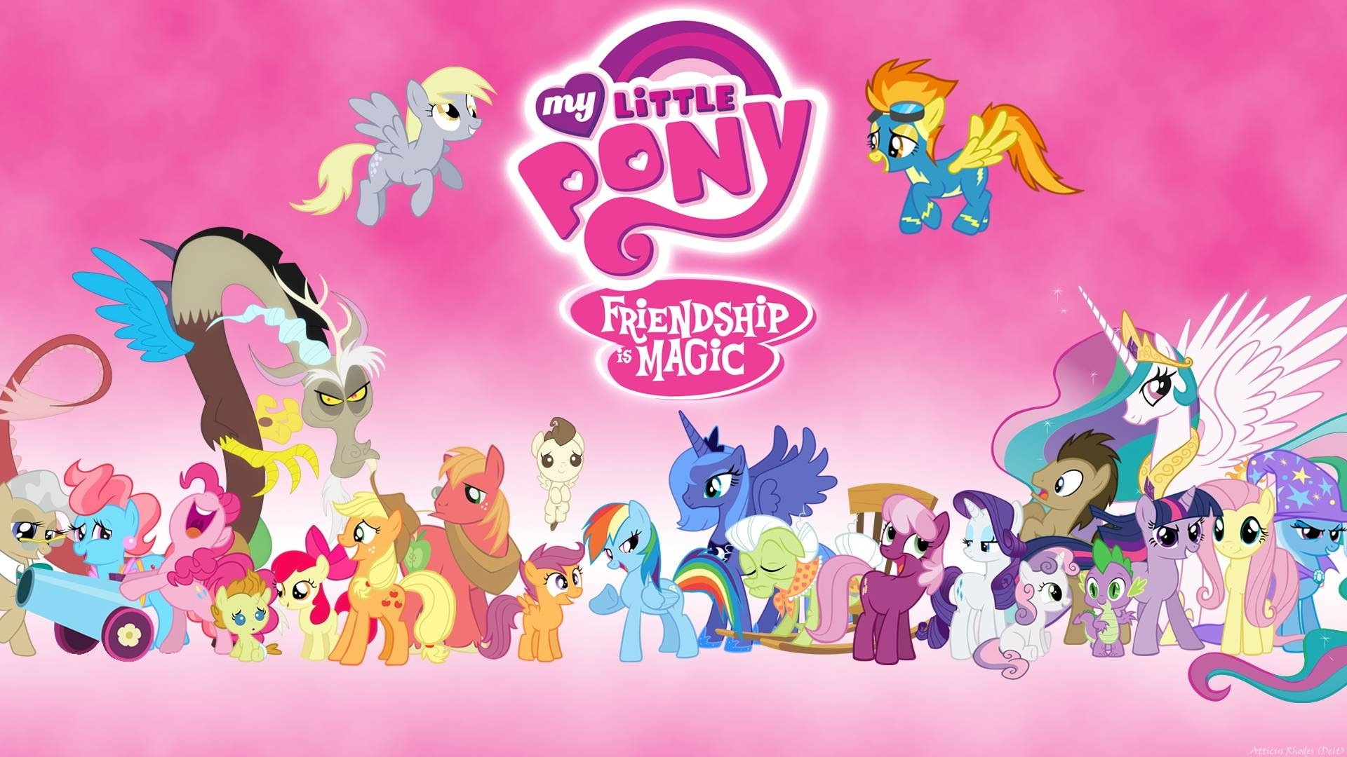 my little pony free wallpapers - wallpaper cave