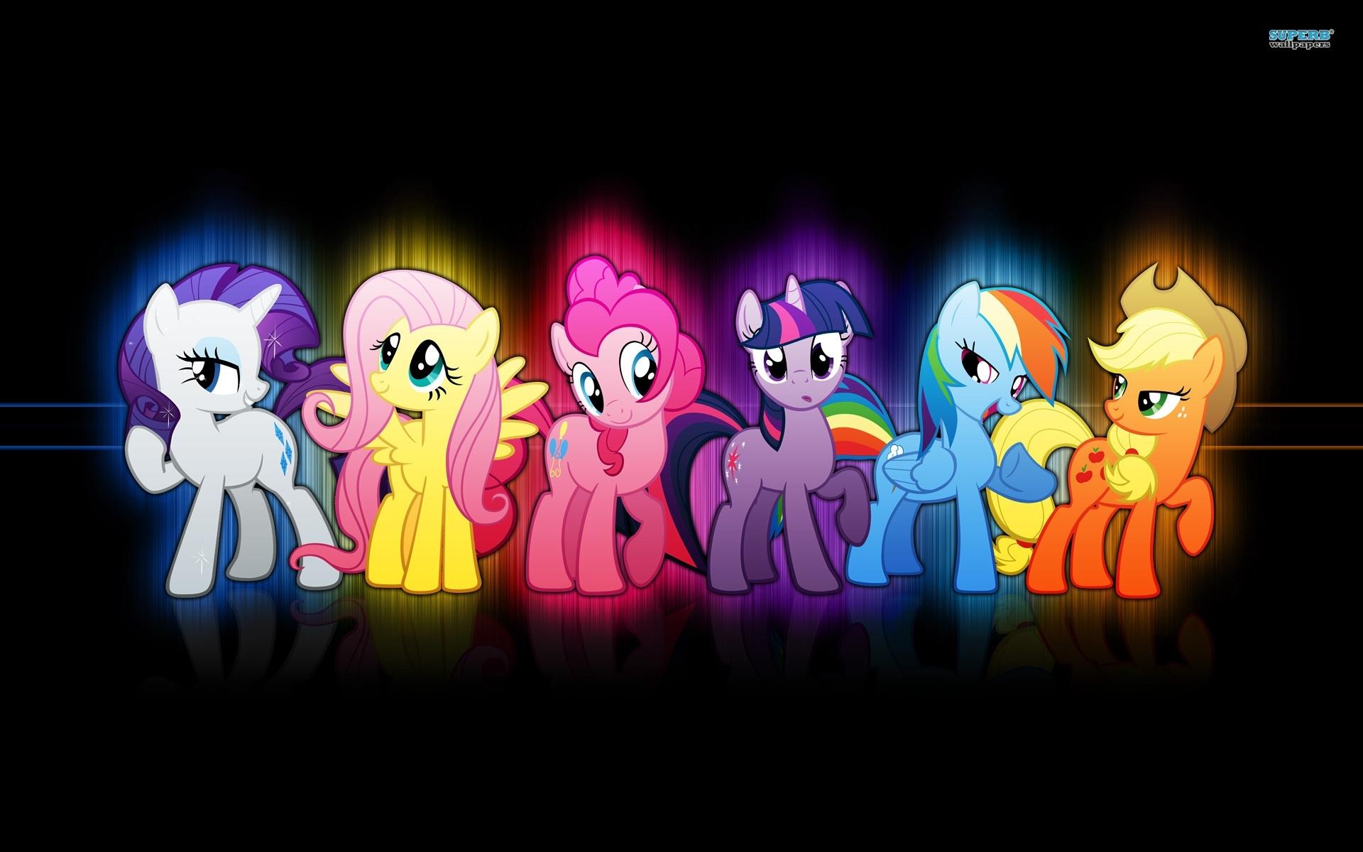 my little pony friendship is magic cartoon full hd wallpaper for