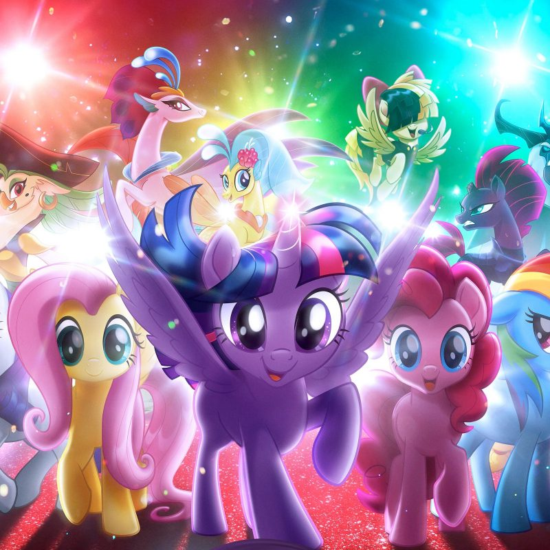 10 Best My Little Pony Hd Wallpapers FULL HD 1080p For PC Desktop 2018 free download my little pony the movie 4k wallpapers hd wallpapers id 20733 3 800x800