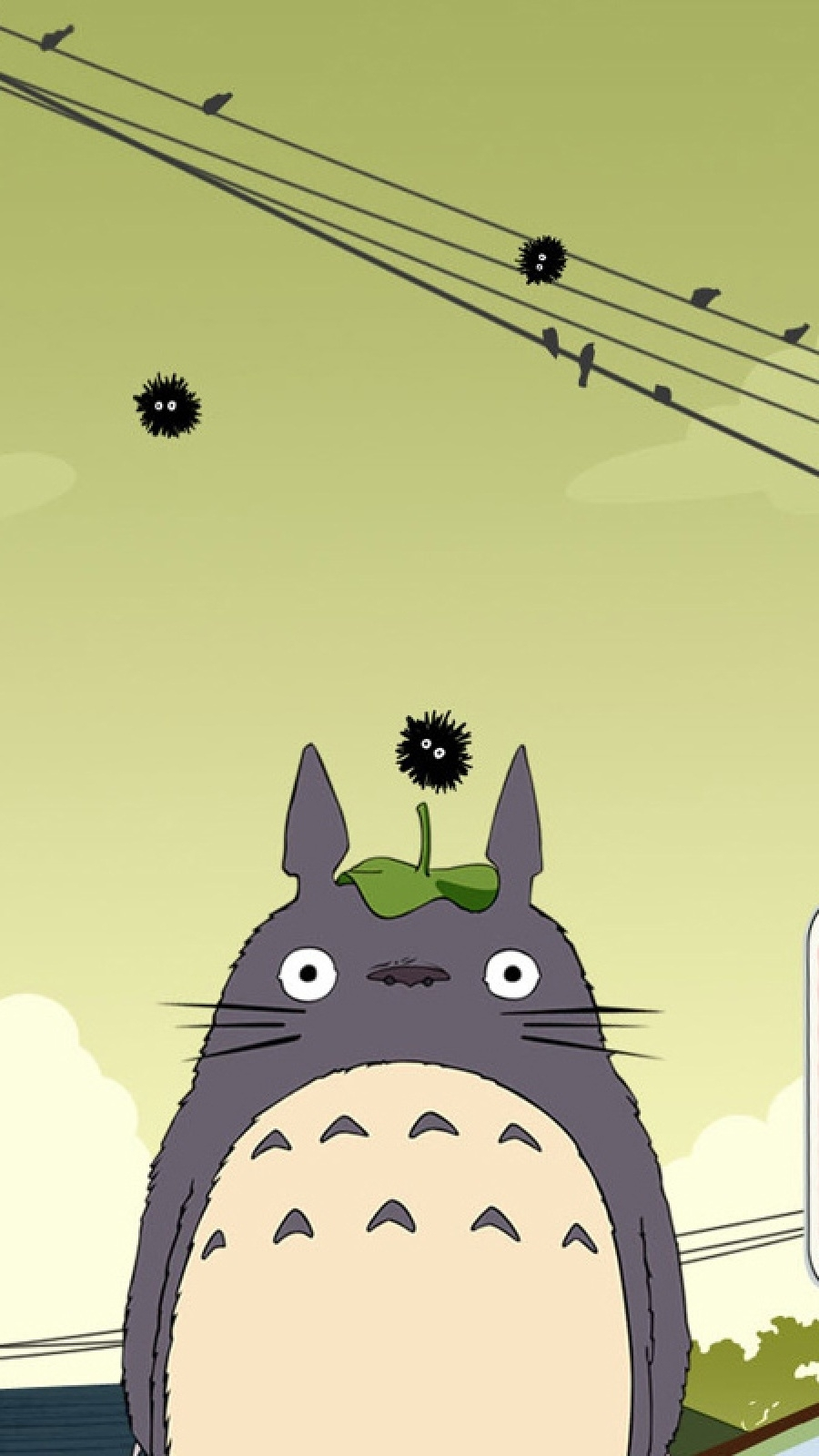 10 Top My Neighbor Totoro Iphone Wallpaper FULL HD 1080p For PC Background