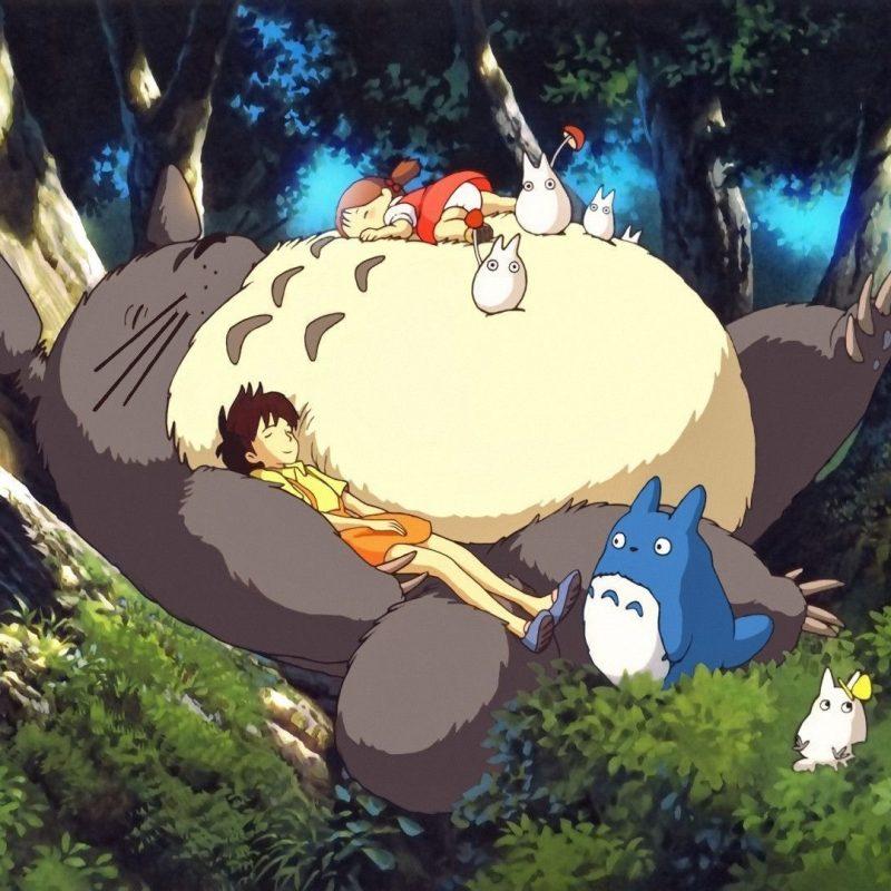 10 Top My Neighbor Totoro Wallpapers FULL HD 1080p For PC Desktop 2018 Free Download