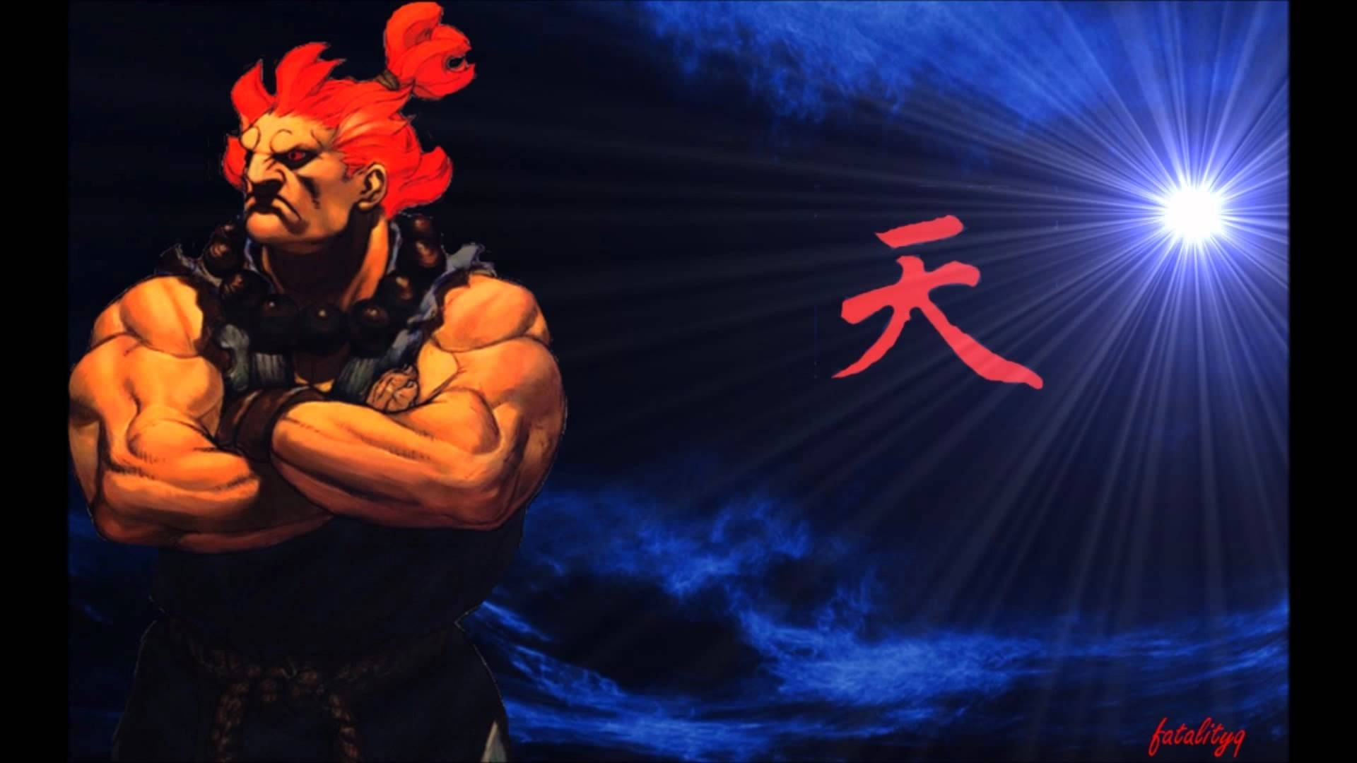 my streetfighter wallpaper - youtube
