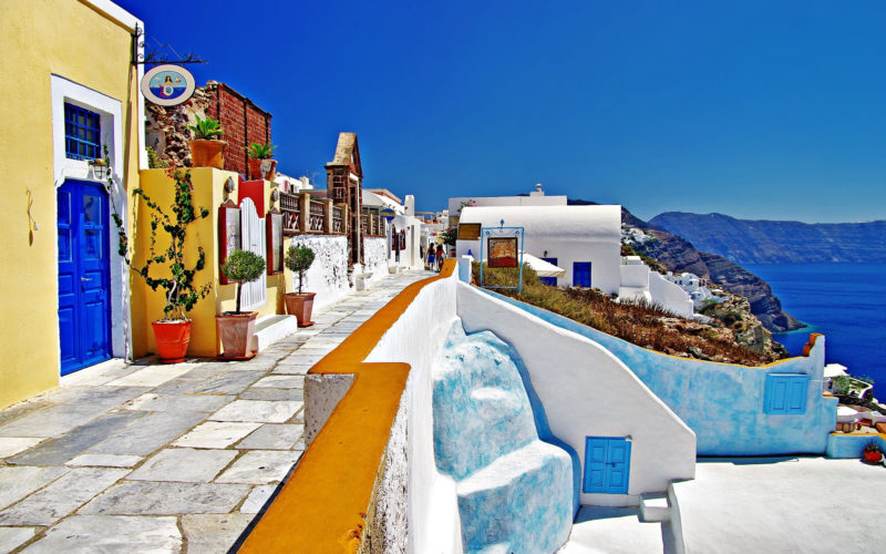 10 New Greece Widescreen Wallpaper FULL HD 1080p For PC Background 2018 free download mykonos wallpapers wallpaper cave 800x500