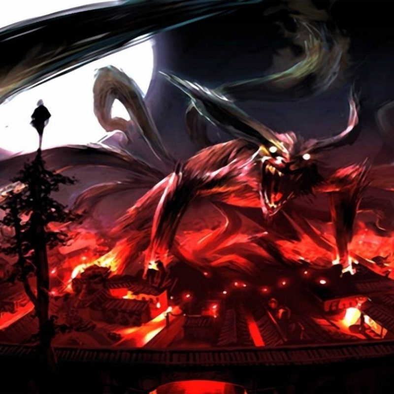 10 Best Nine Tailed Fox Naruto Wallpaper FULL HD 1920×1080 For PC Background 2018 free download naruto nine tails wallpapers wallpaper cave 3 800x800