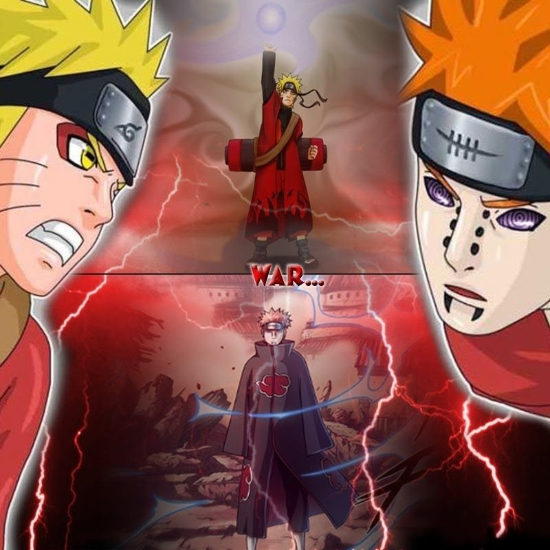 10 Most Popular Naruto Vs Pain Hd FULL HD 1080p For PC Desktop 2018 free download naruto vs pain full burst 3 english dub hd youtube 800x800