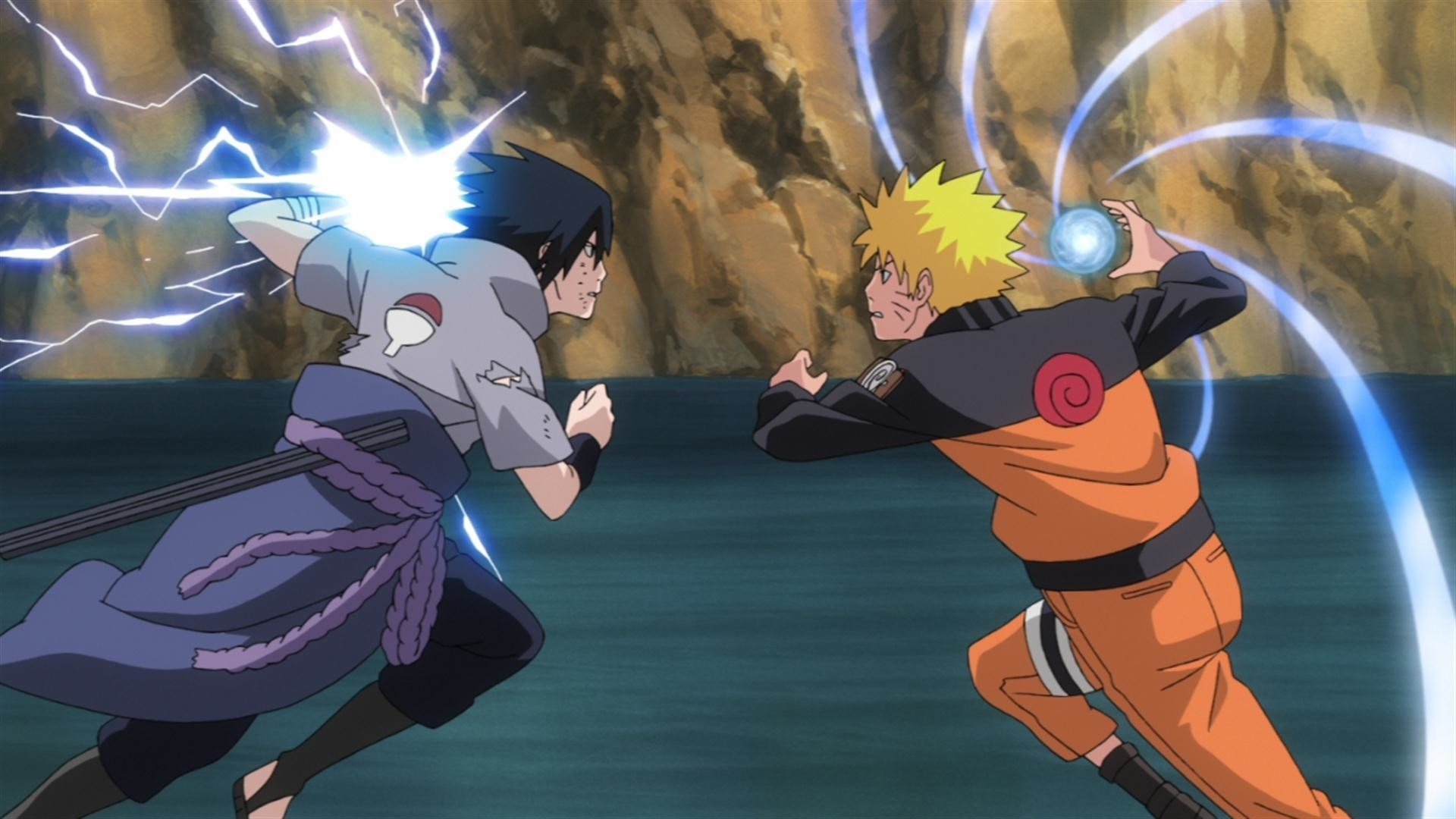 naruto vs sasuke hd wallpaper (68+ images)