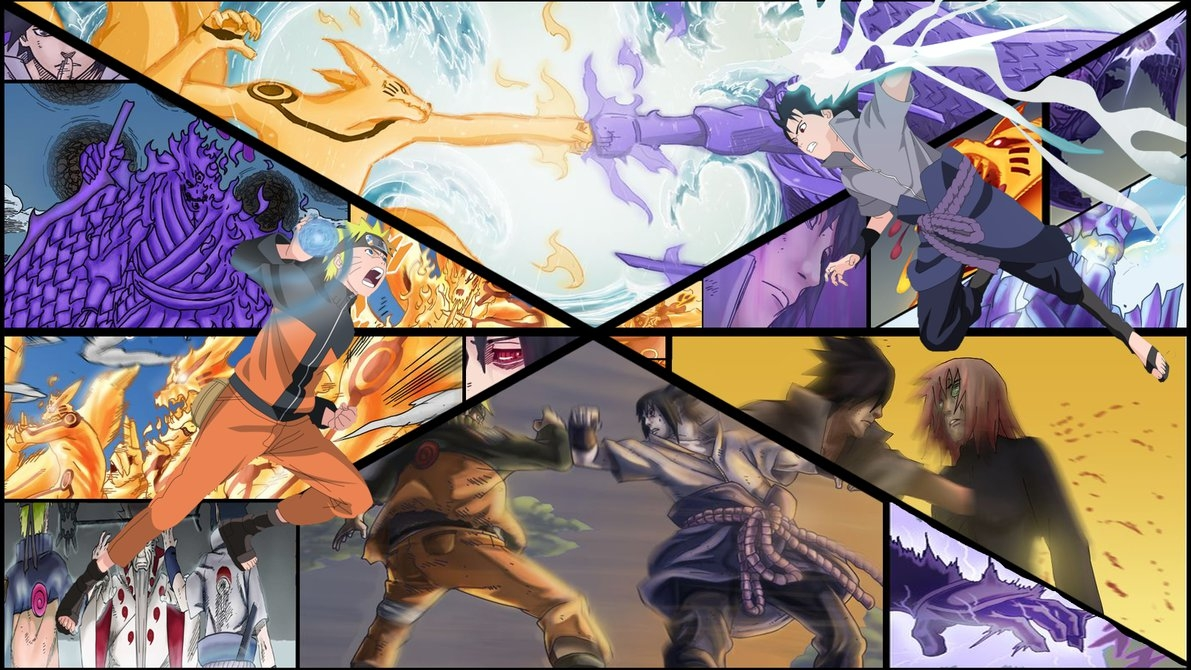 naruto vs sasuke wallpaperadriancs35 on deviantart