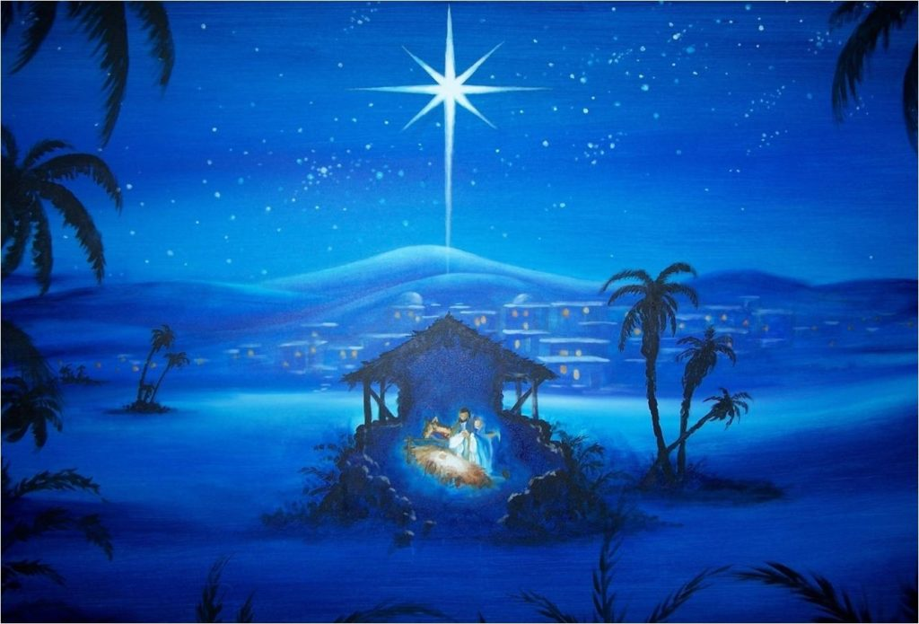 10 Latest Free Nativity Scene Images FULL HD 1080p For PC Desktop 2018 free download nativity scene wallpaper christmas painting computer wallpapers 1024x695