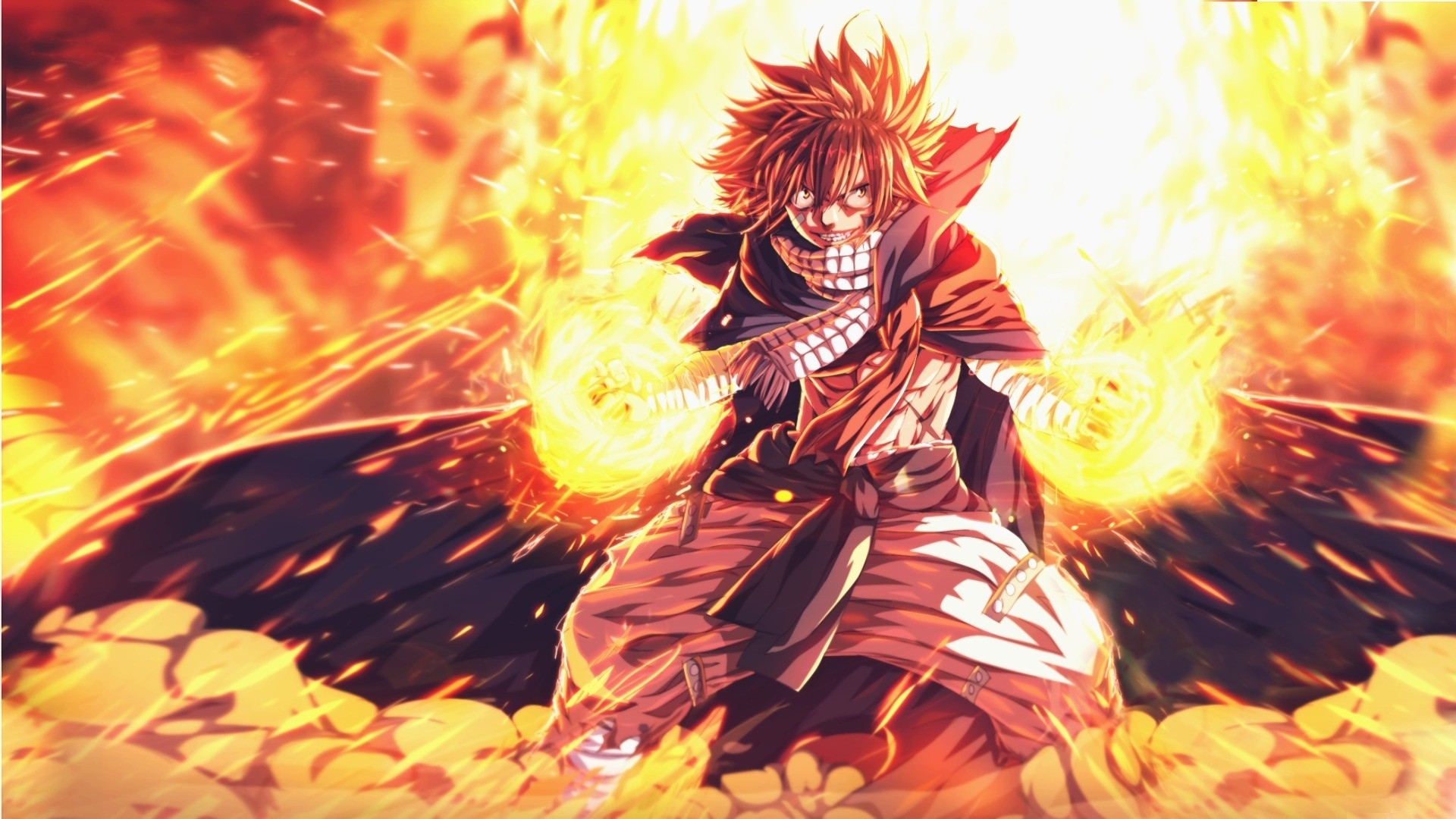 10 Best And Latest Fairy Tail Wallpaper Natsu Dragon Force For Desktop Computer With FULL HD 1080p 1920 X 1080 FREE DOWNLOAD