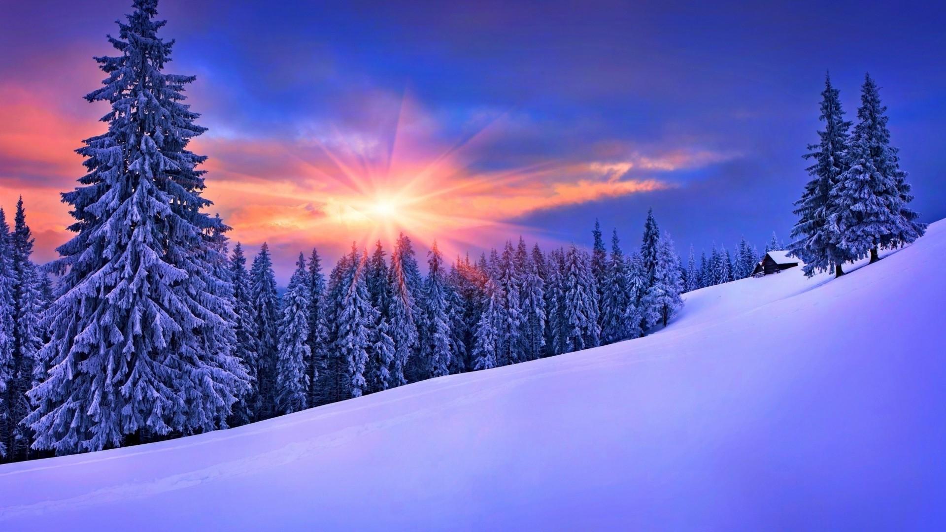 10 Best Winter Landscape Desktop Wallpaper FULL HD 1080p ...
