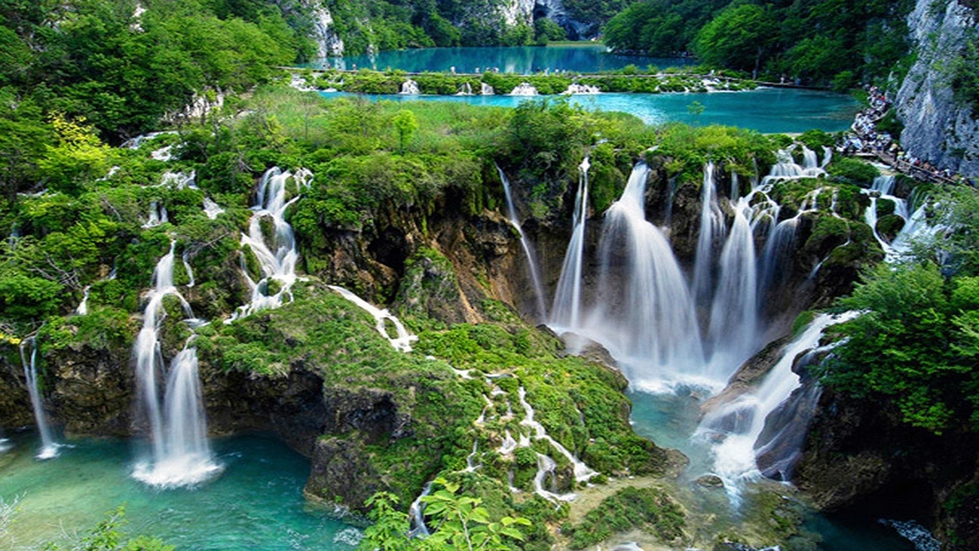 nature_waterfalls_wallpapers_for_desktop_free_hd - hd wallpaper