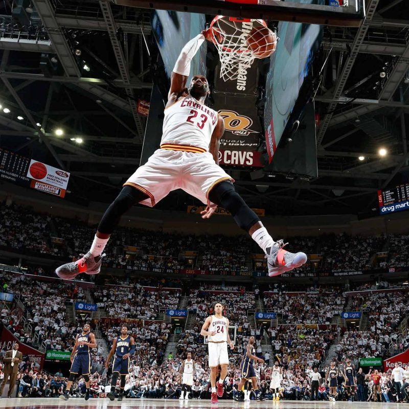 10 Most Popular Lebron James Dunking Images FULL HD 1920×1080 For PC Desktop 2018 free download nba playoffs theres still no answer for lebron james si 800x800