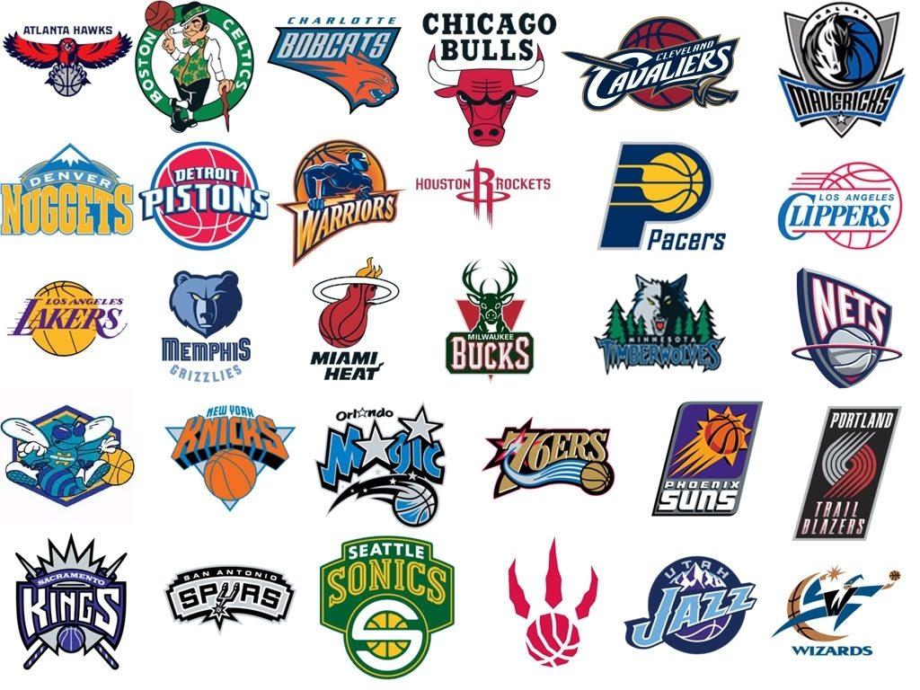 10 New Nba All Team Logos FULL HD 1920×1080 For PC Background 2018 free download nba team logo wallpaper graphics all 32 nba teams pinterest 1024x768