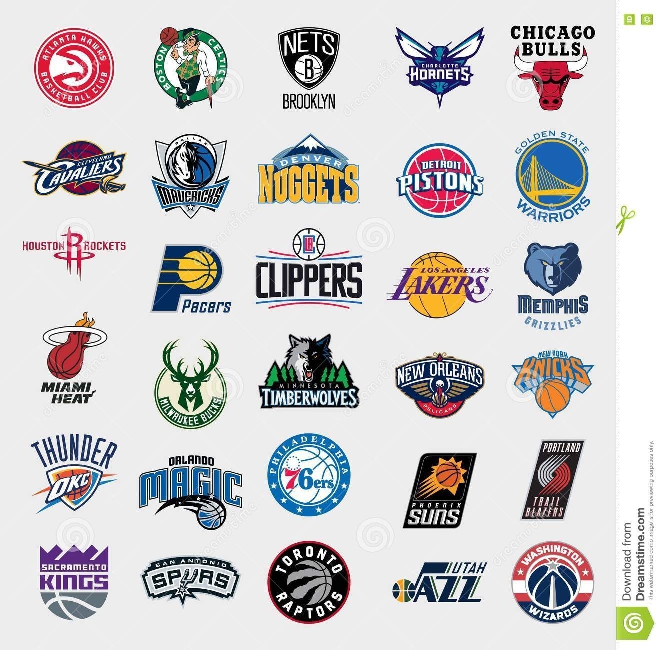 10 new nba all team logos full hd 1920 1080 for pc background - Nba all teams wallpaper ...