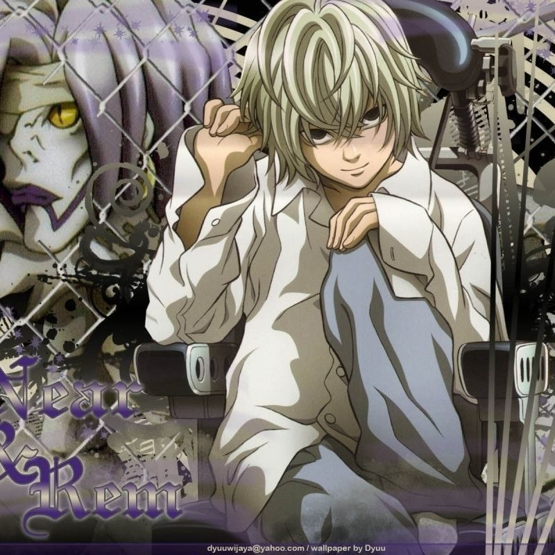 10 Latest Near Death Note Wallpaper FULL HD 1080p For PC Desktop 2018 free download near and rem death note wallpaper 12159703 fanpop death note 800x800
