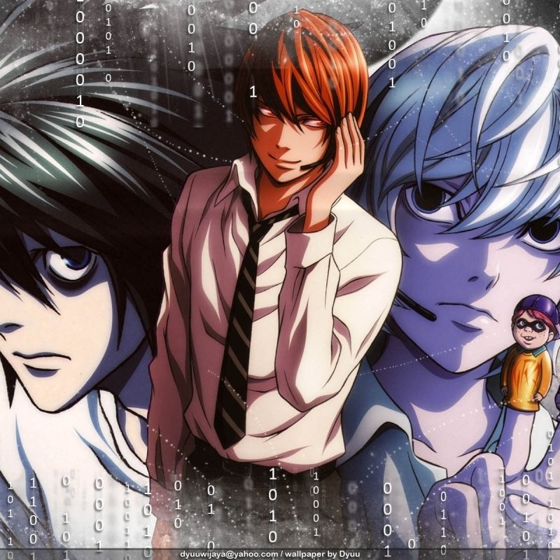 10 Latest Near Death Note Wallpaper FULL HD 1080p For PC Desktop 2018 free download near wallpaper and scan gallery minitokyo 800x800