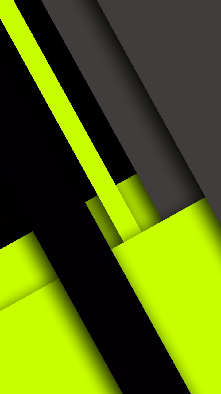 neon green black and grey abstract wallpaper | *abstract and