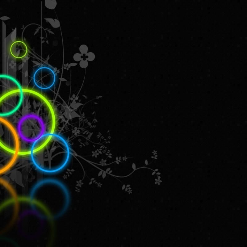 10 New Black And Neon Wallpaper FULL HD 1920×1080 For PC
