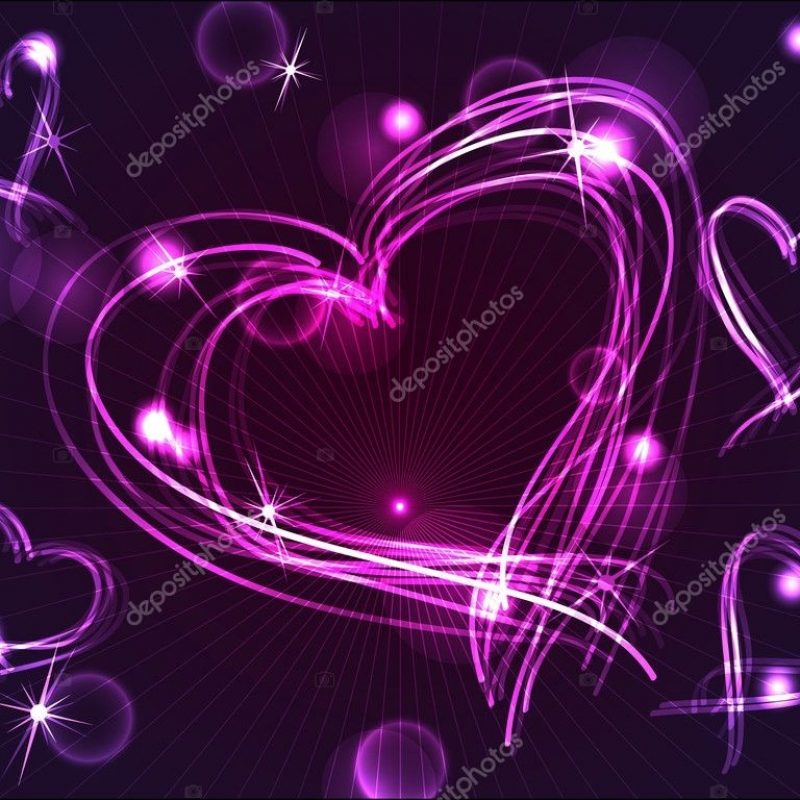 10 Latest Pictures Of Purple Hearts FULL HD 1920×1080 For PC Desktop 2018 free download neon or plasma purple hearts stock vector mirage3 6940971 800x800
