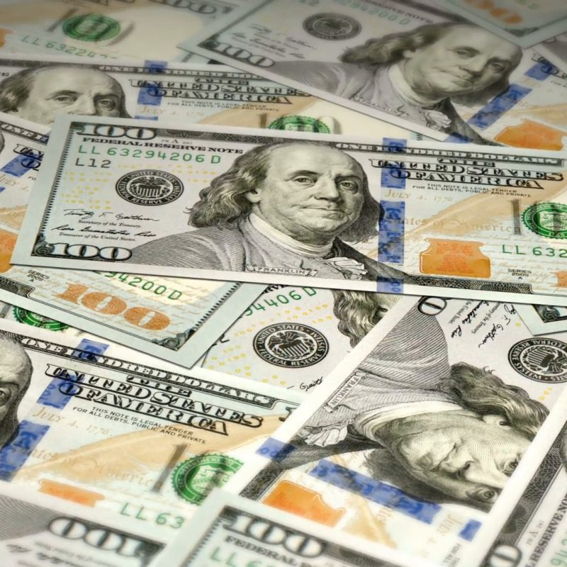 10 Best Picture Of 100 Dollar Bills FULL HD 1920×1080 For PC Background 2018 free download new 100 dollar bills swing animation motion background videoblocks 2 800x800