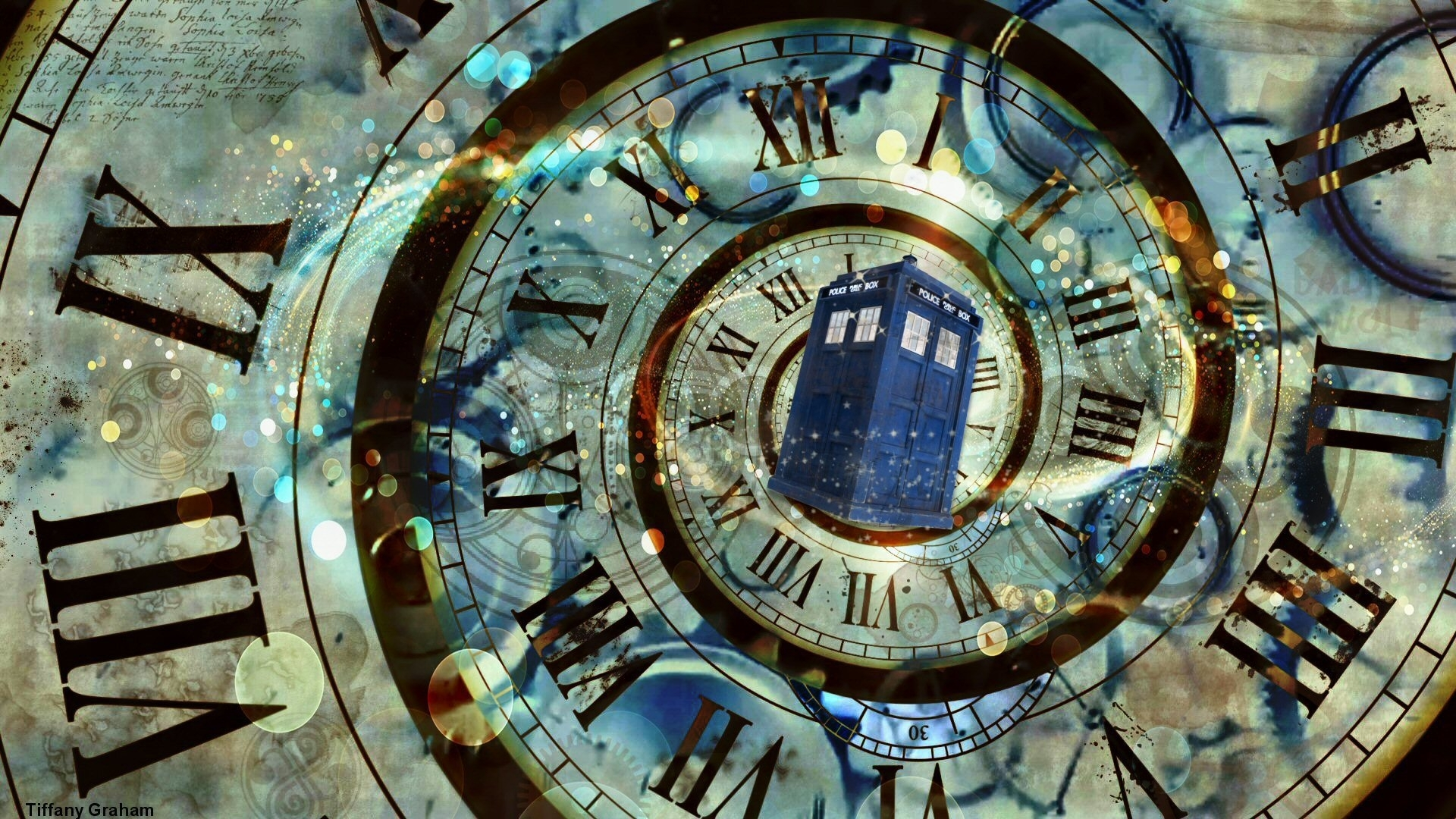new doctor who tardis wallpaper (∩_∩) | ღ • aberrant rhetoric • ღ