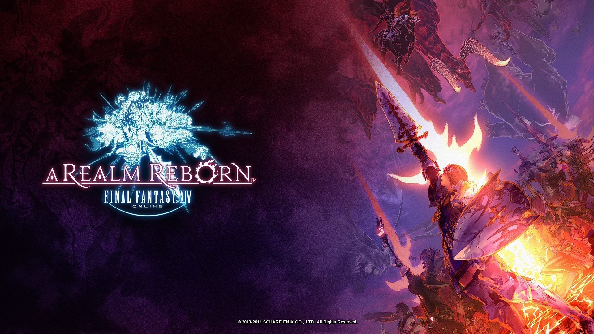 new final fantasy xiv: a realm reborn illustrations make for perfect