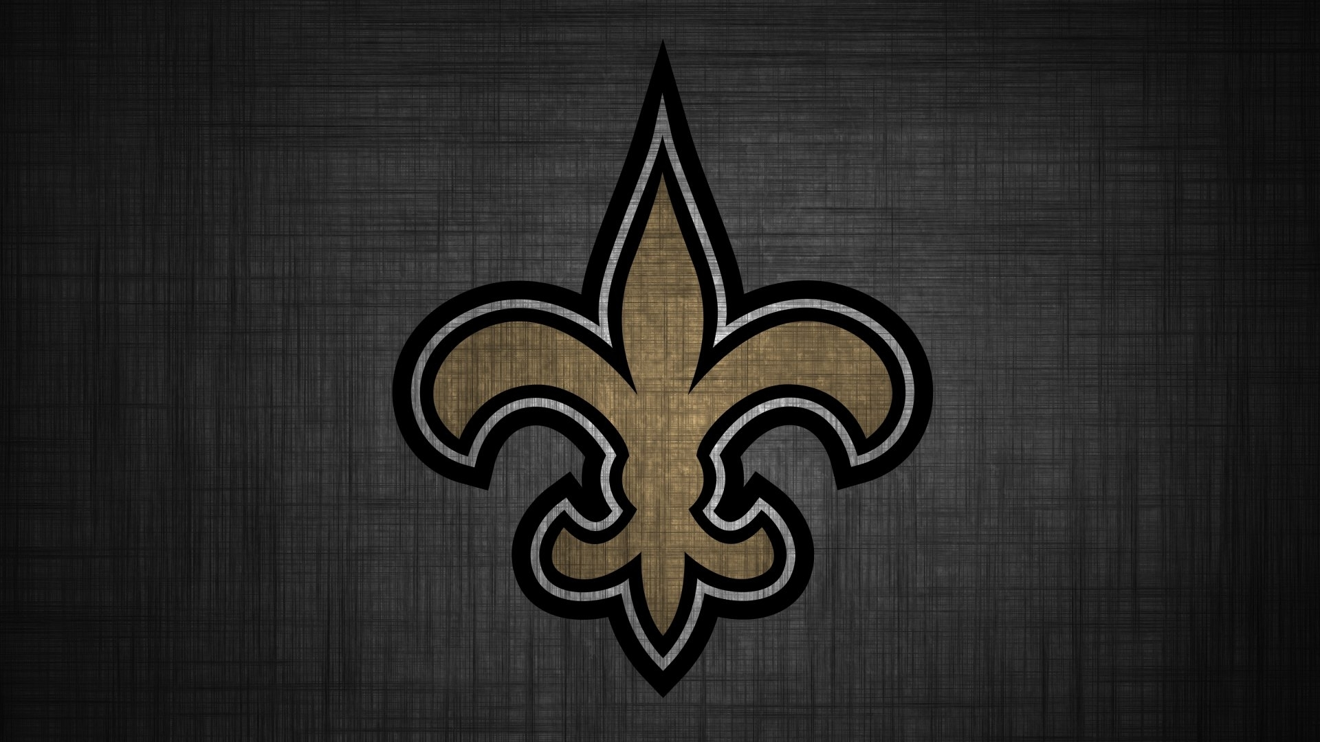 new orleans saints logo desktop wallpaper 56000 1920x1080 px