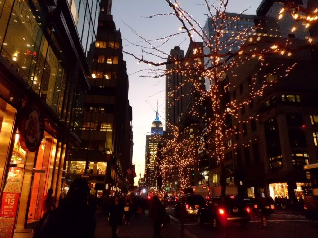 10 Top Christmas New York Wallpaper FULL HD 1080p For PC Desktop 2018 free download new york christmas wallpaper wallpapers browse 1024x768