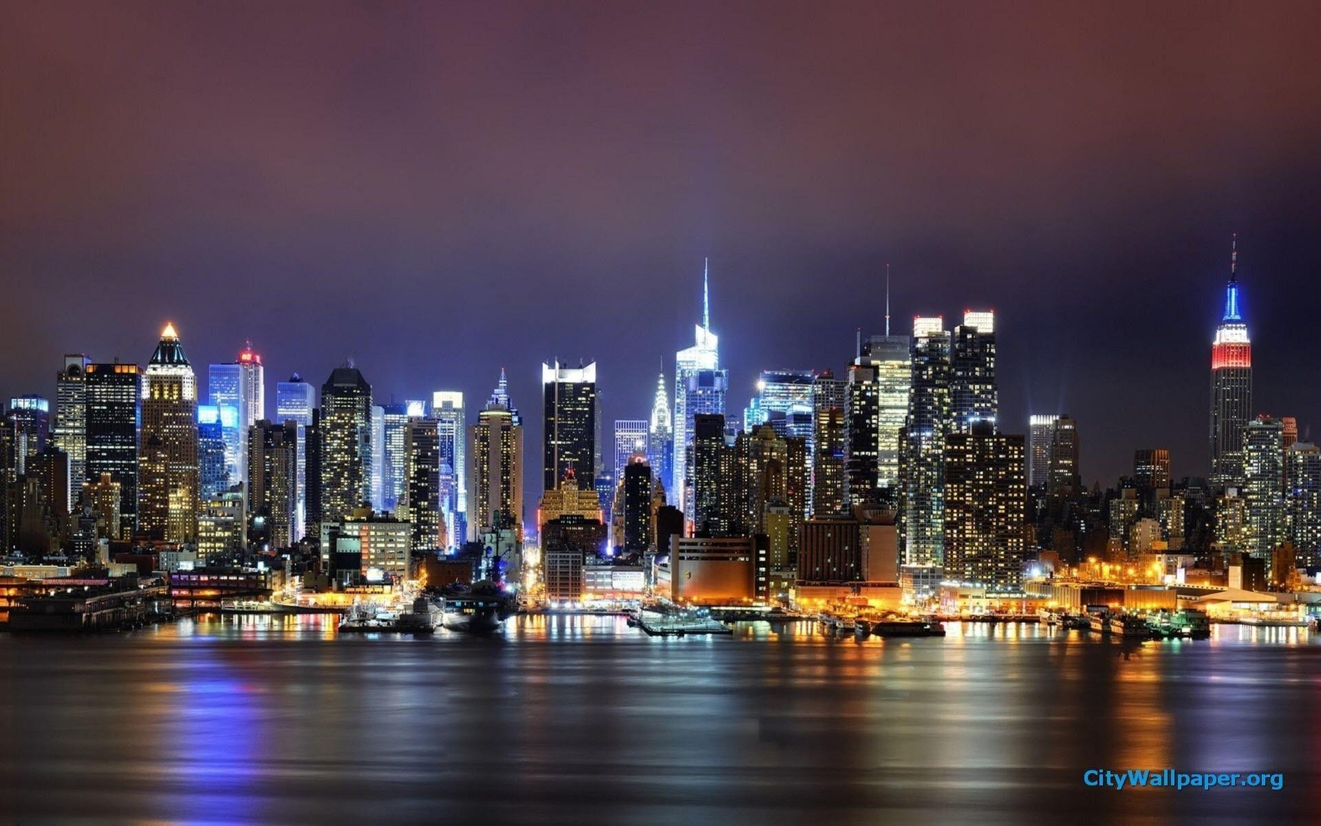 10 Best Nyc Skyline Desktop Wallpaper FULL HD 1920×1080 For PC Desktop