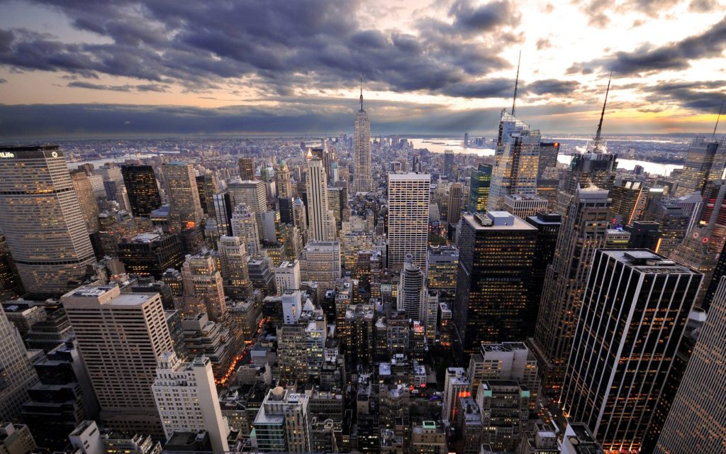 10 Top New York City Skyline Wallpaper Hd FULL HD 1920×1080 For PC Desktop 2020 free download new york city desktop backgrounds wallpaper cave 2 1024x640