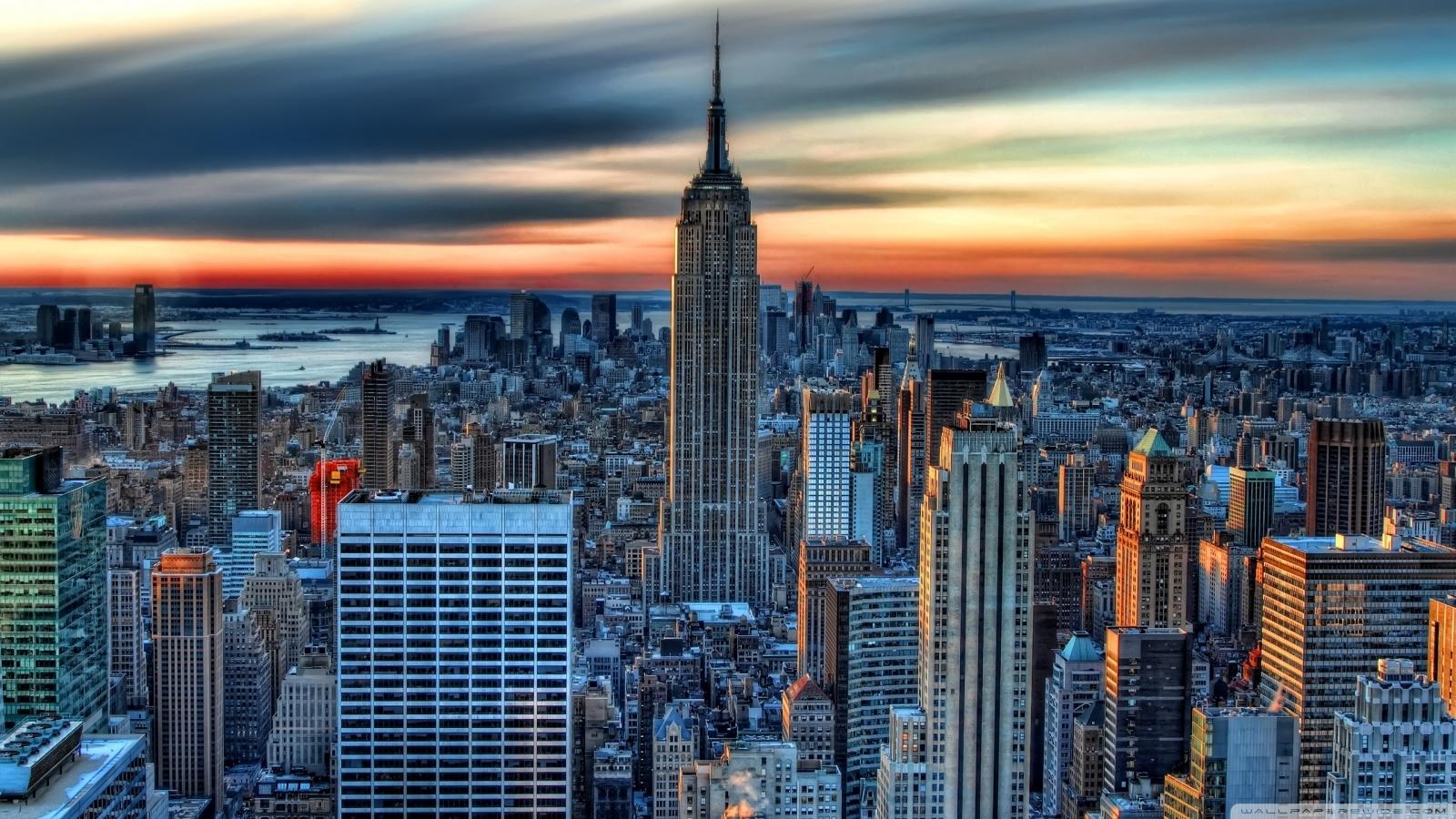 new york city hdr ❤ 4k hd desktop wallpaper for 4k ultra hd tv