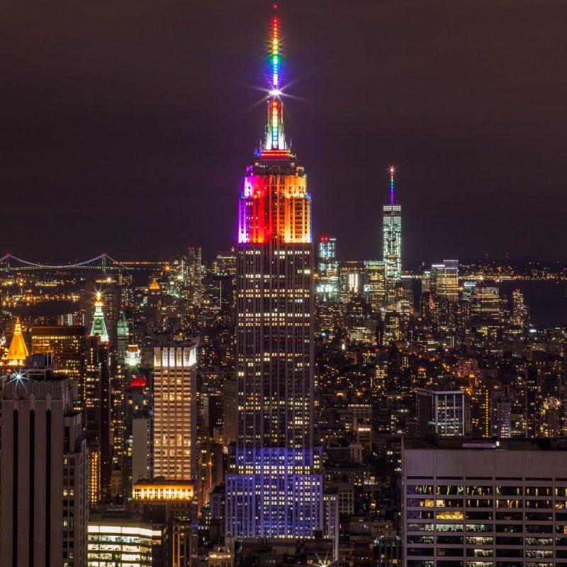10 Best New York Night Wallpaper FULL HD 1920×1080 For PC Background 2020 free download new york city night lights e29da4 4k hd desktop wallpaper for 4k ultra 2 800x800