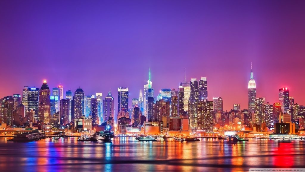 10 Latest New York High Definition Wallpaper FULL HD 1920×1080 For PC Desktop 2018 free download new york city skyline at night e29da4 4k hd desktop wallpaper for 4k 1024x576