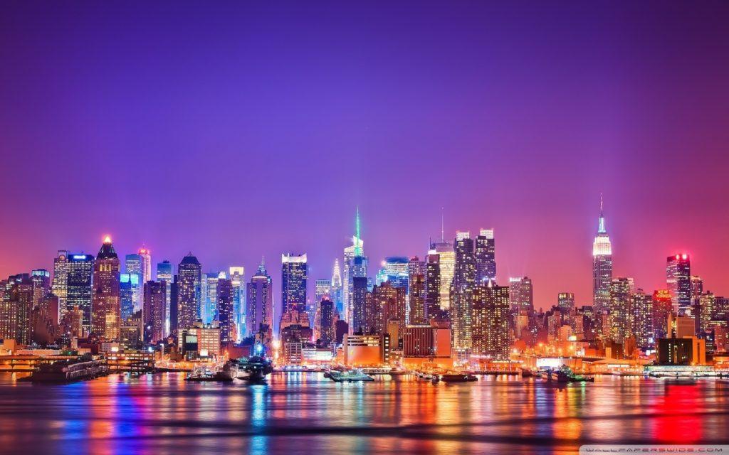 10 Top New York City Skyline Wallpaper Hd FULL HD 1920×1080 For PC Desktop 2020 free download new york city skyline at night e29da4 4k hd desktop wallpaper for 4k 2 1024x640