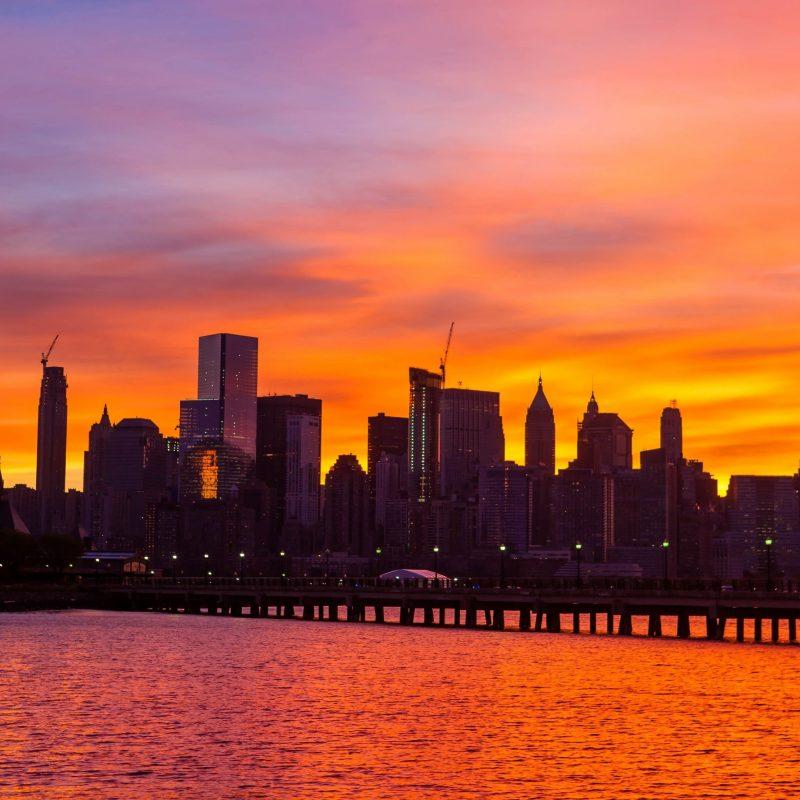 10 Latest City Skyline Desktop Wallpaper FULL HD 1920×1080 For PC Desktop 2018 free download new york city skyline sunrise e29da4 4k hd desktop wallpaper for 4k 1 800x800