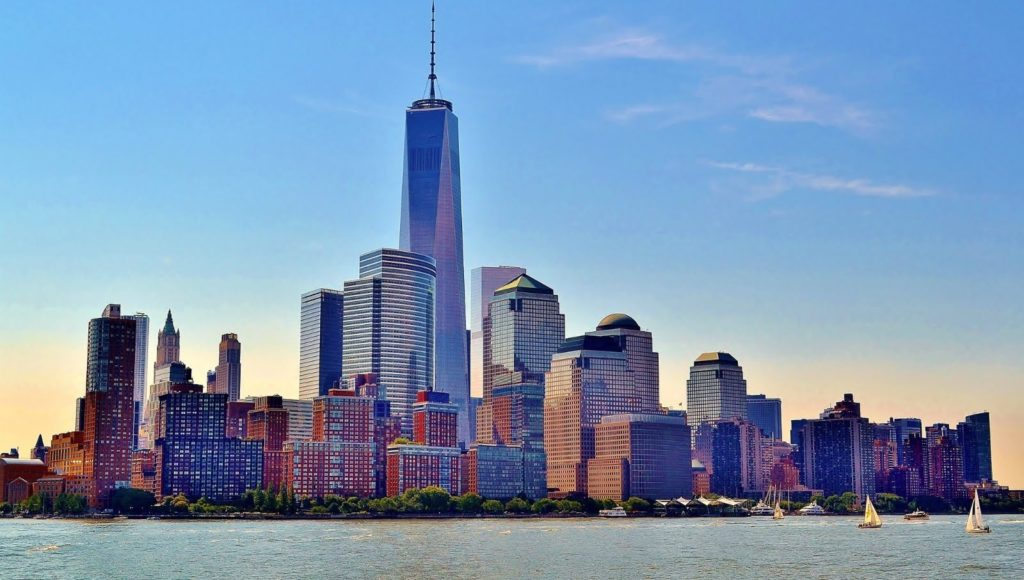 10 Latest New York Skyline Hd FULL HD 1920×1080 For PC Desktop 2021 free download new york skyline time lapse collection amazing manhattan video 1024x580