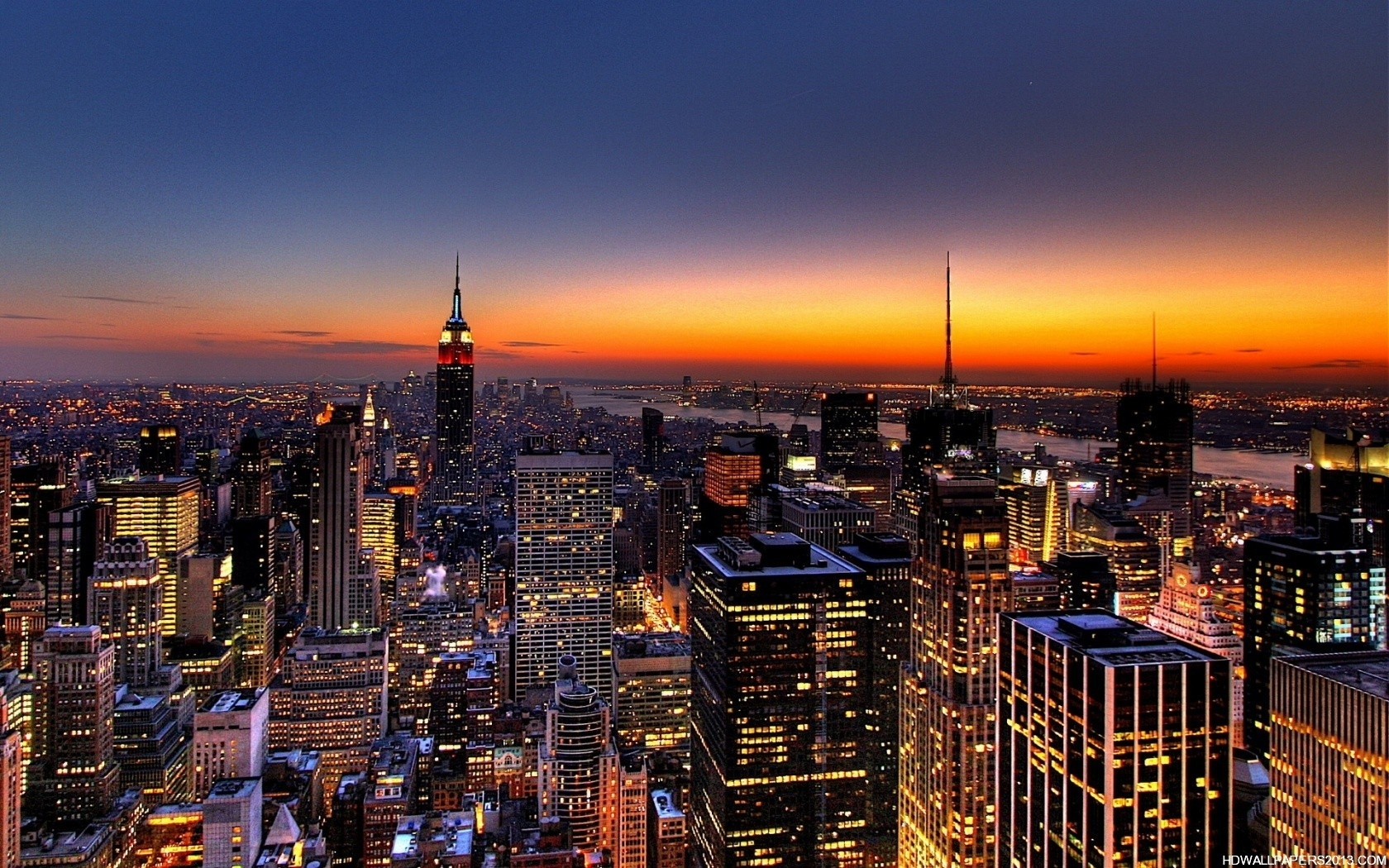 new york skyline wallpapers | high definition wallpapers, high