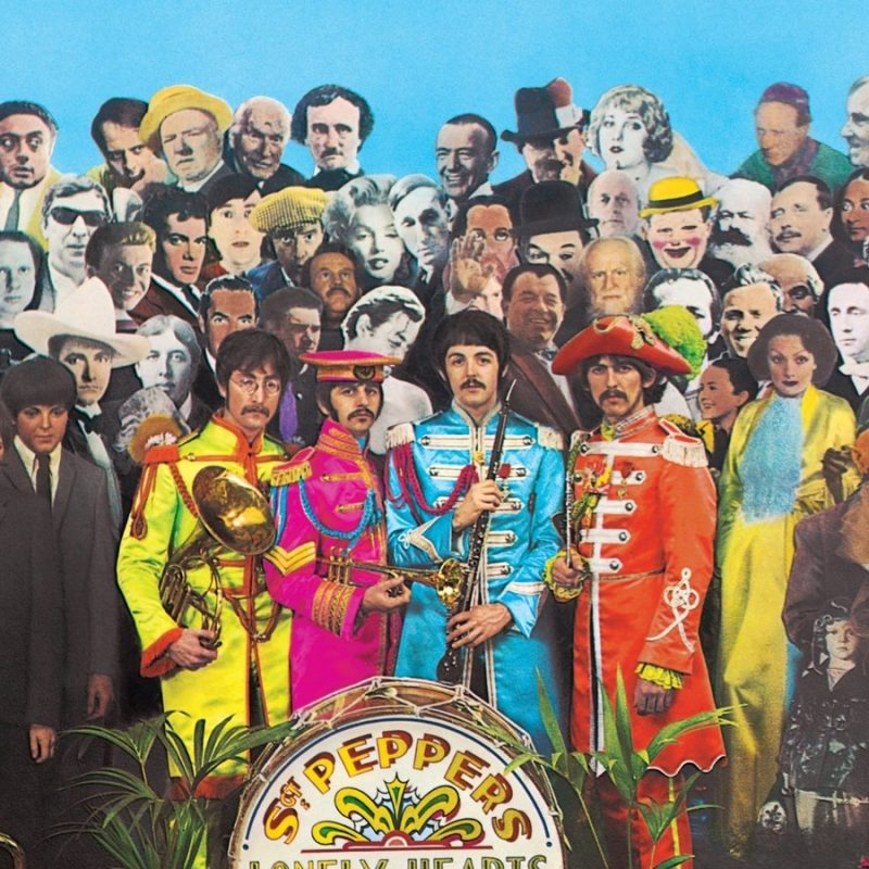 10 Best Sgt Pepper's Lonely Hearts Club Band Wallpaper FULL HD 1920×1080 For PC Background 2018 free download new york today new yorkers of sgt peppers lonely hearts club band 800x800