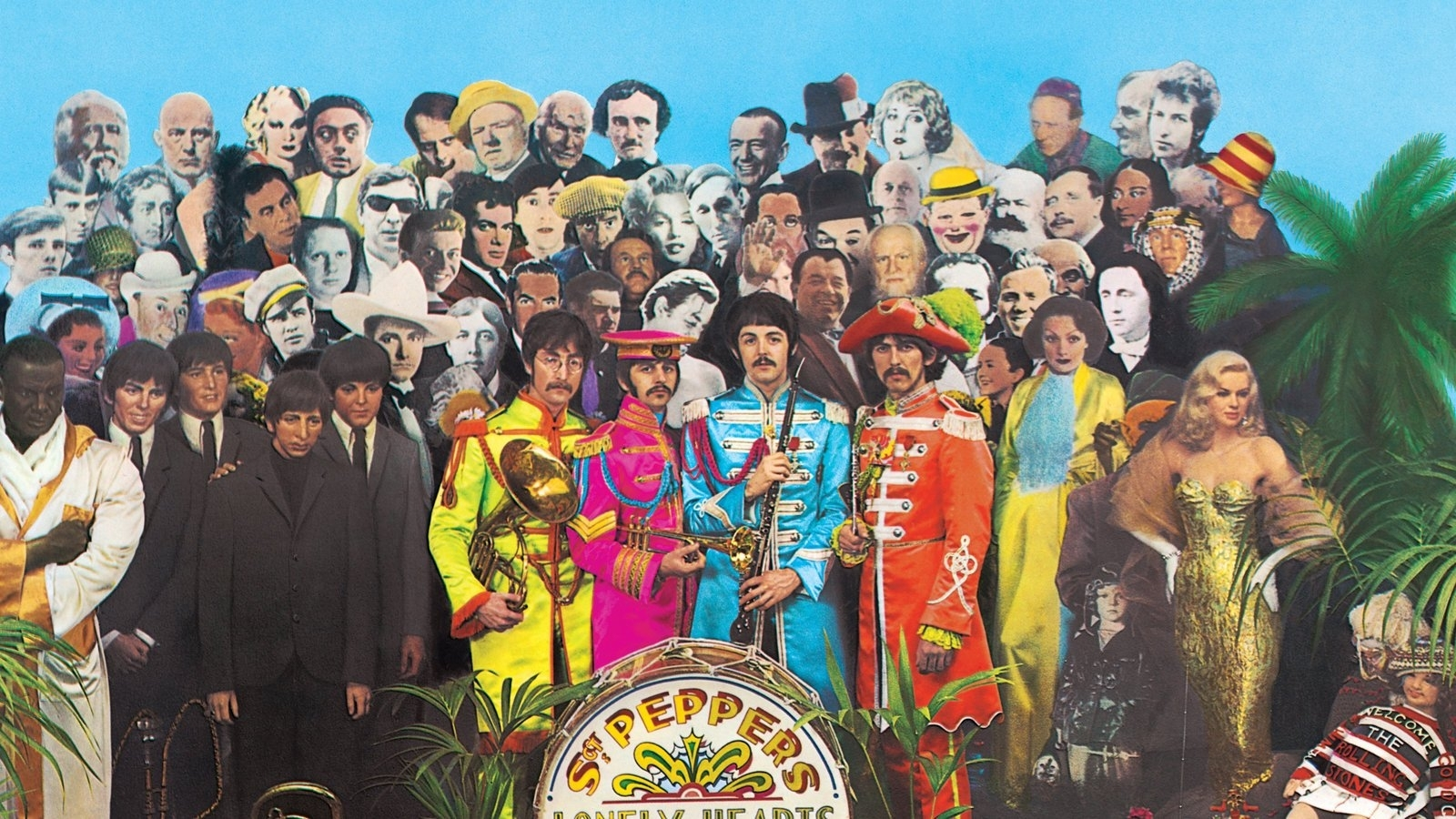 new york today: new yorkers of sgt. pepper's lonely hearts club band